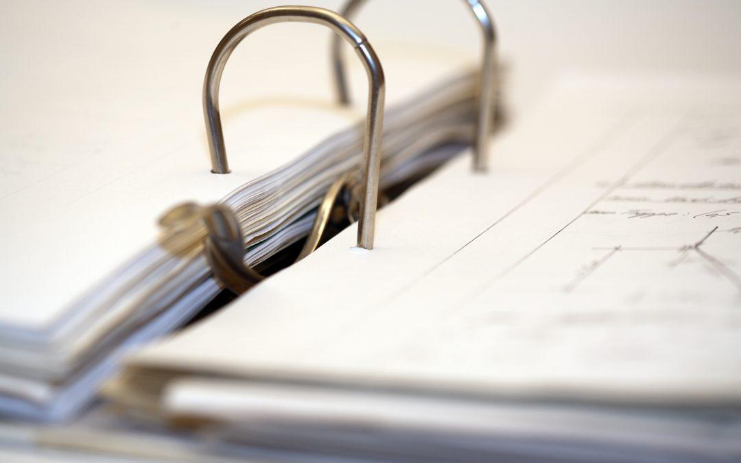 Dokumentenvewaltung und Archivierung